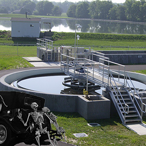 Haunted WWTP