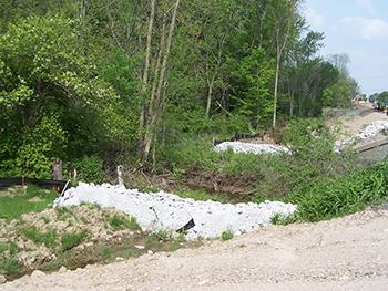 Erosion Control - Construction Site