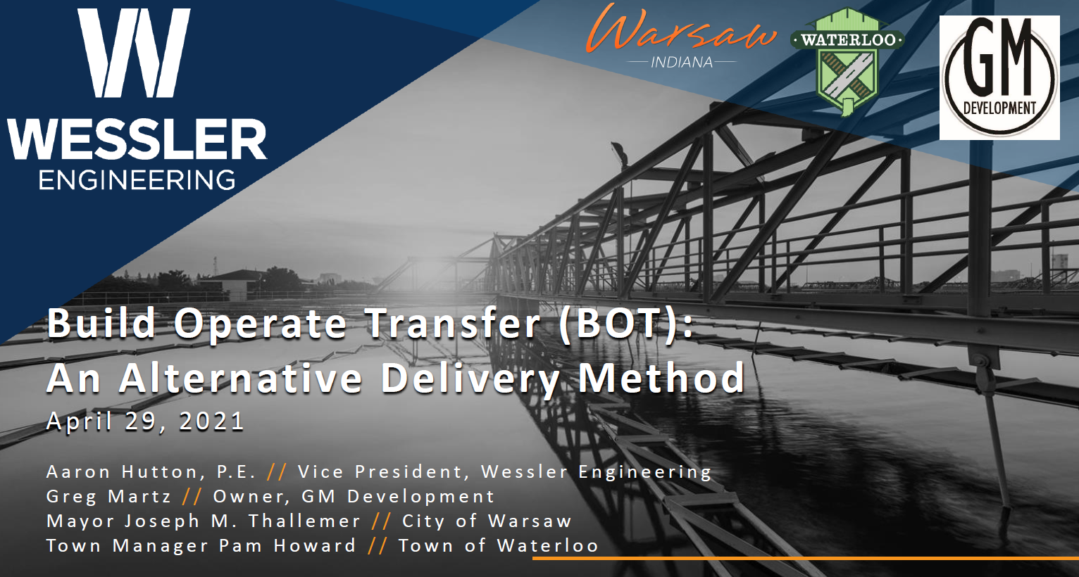[Webinar Recording] Build-Operate-Transfer (BOT) - An Alternate Delivery Method