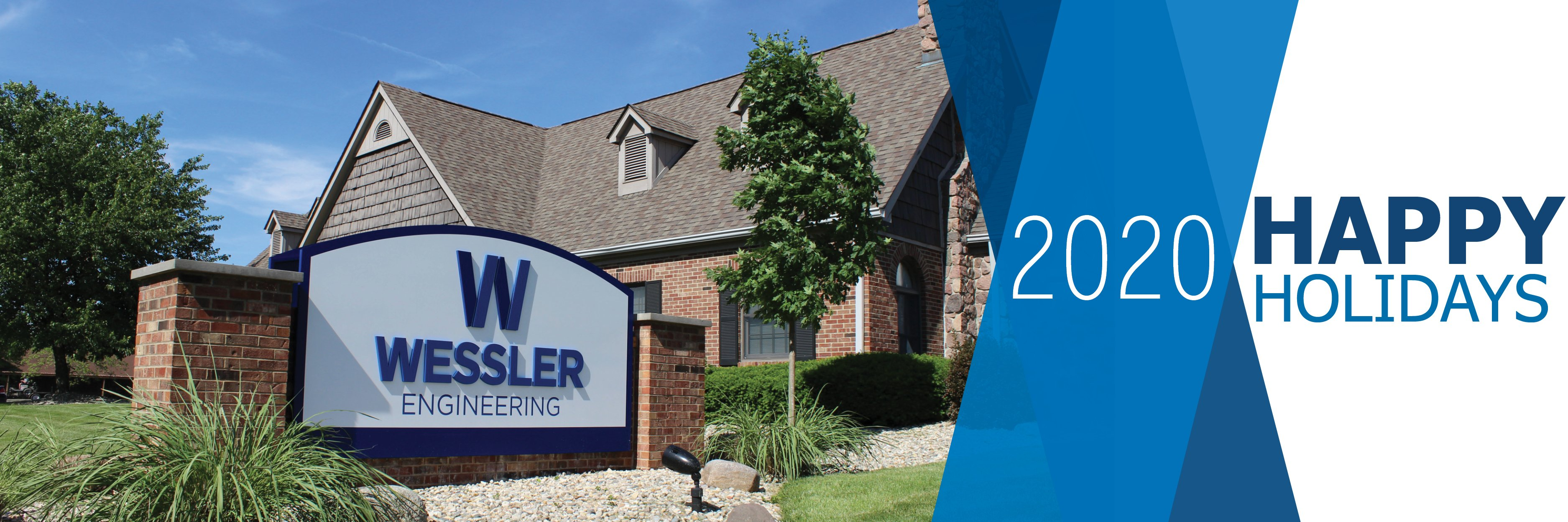 Happy Holidays from Wessler Engineering