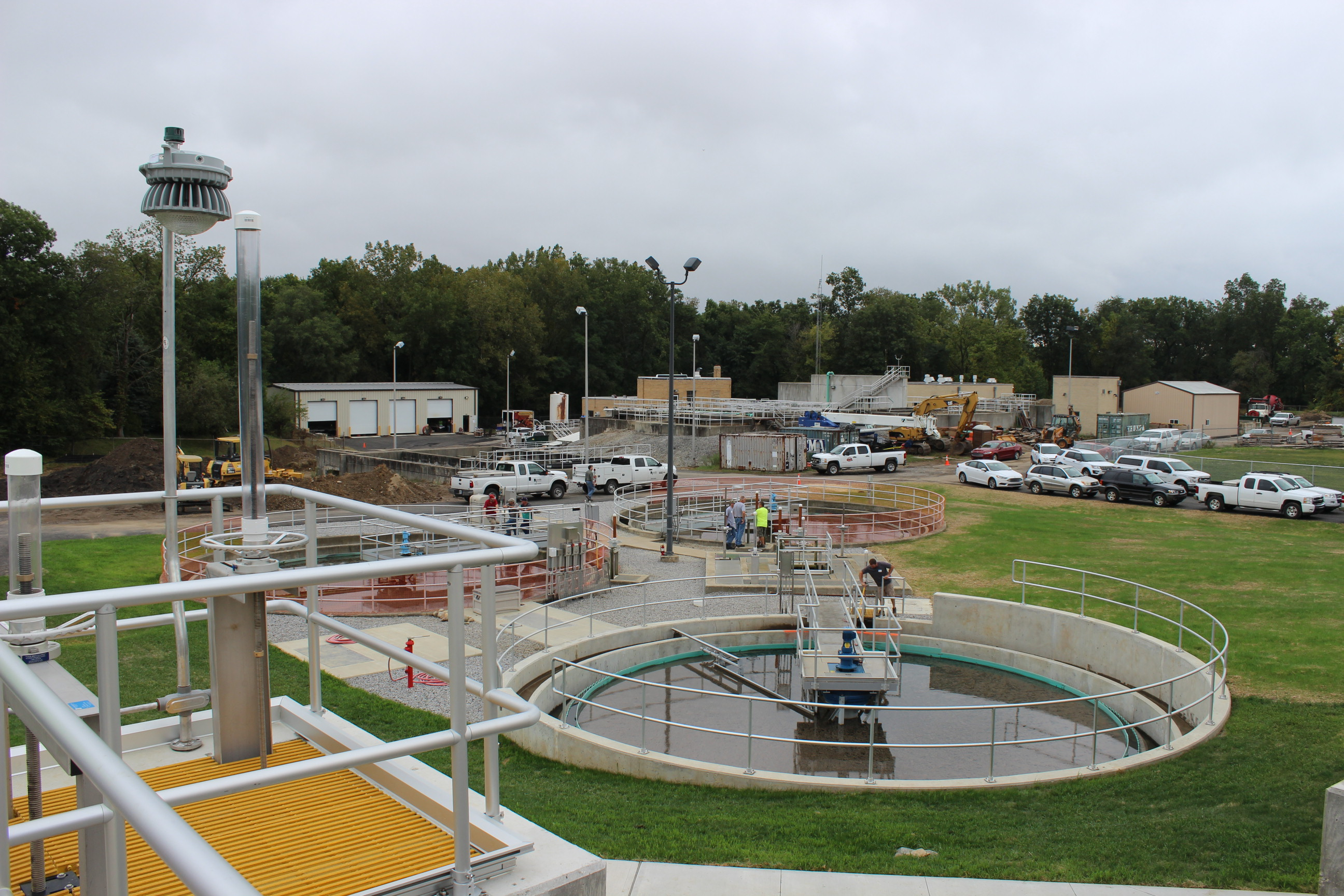 (VIDEO) Monticello WWTP Lunch & Learn Tour