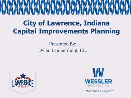 [Webinar Recording] Case Study: City of Lawrence's Capital Improvements Planning